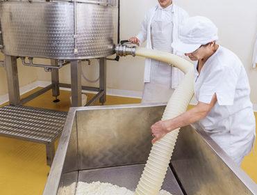 Maturazione della pasta