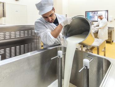 Lavorazione gelato